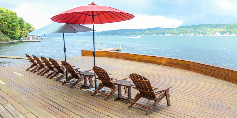 Top 6 Outdoor Spaces in the Finger Lakes
