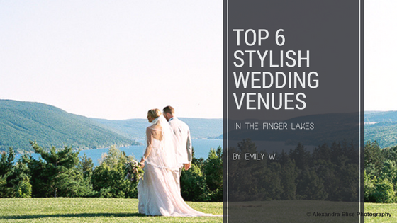 Top 6 Stylish Wedding Venues in the FLX