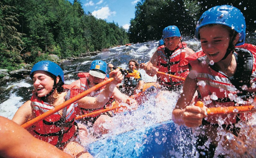 Why You Need to Go White Water Rafting in the Finger Lakes