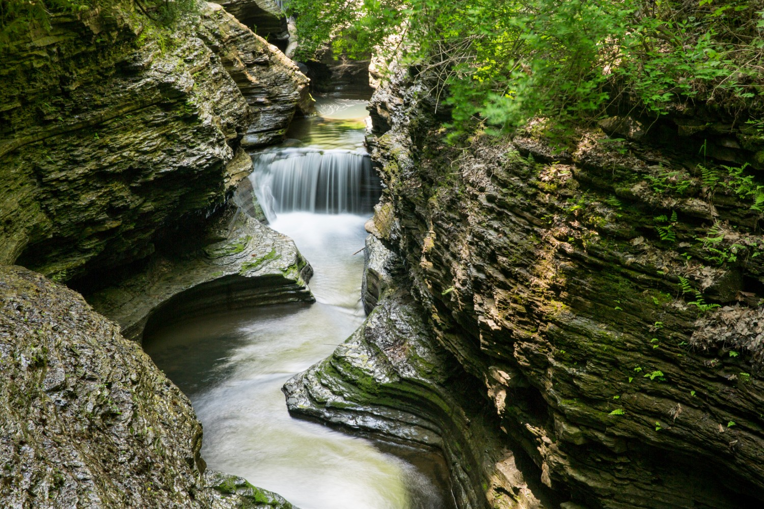 3 of the best places to find finger lakes waterfalls