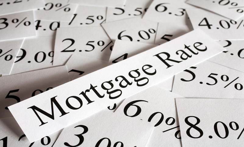 Climbing Mortgage Rates DO NOT Lead to Falling Home Prices