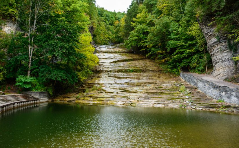 How to Have a Great Day at Buttermilk Falls State Park