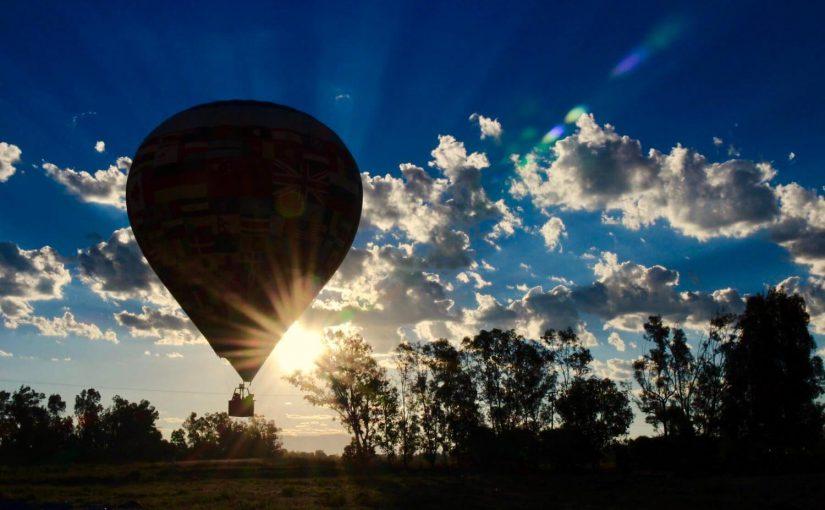 hot air balloon rides in the Finger Lakes, NY