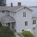 dean lake house