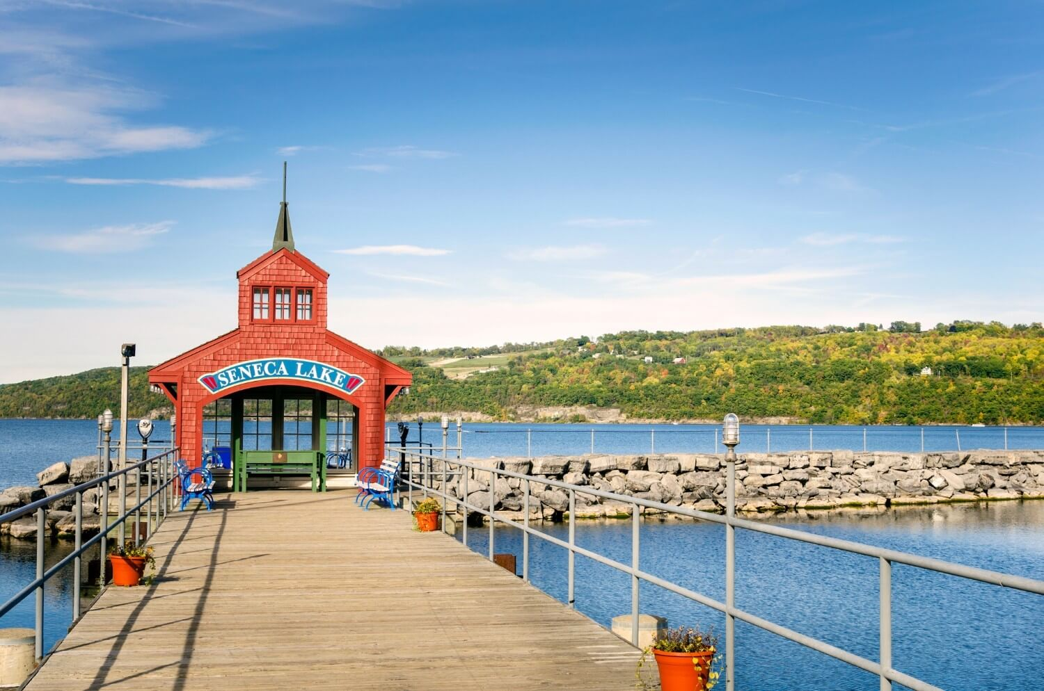 4 of the Best Towns in the Finger Lakes - www
