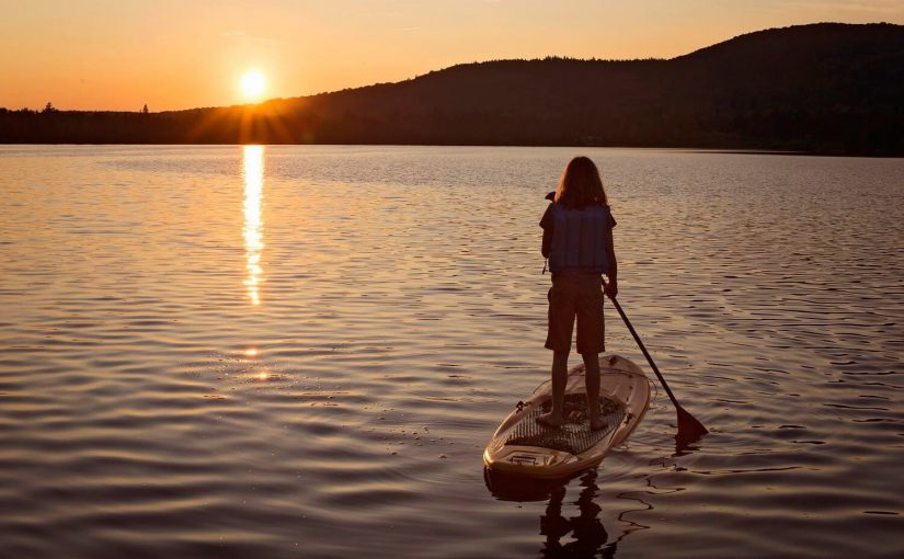 Where to Find the Best Finger Lakes Paddleboard Rentals