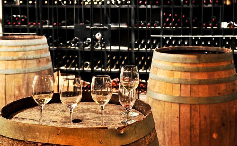 Wine tasting at fox run vineyards