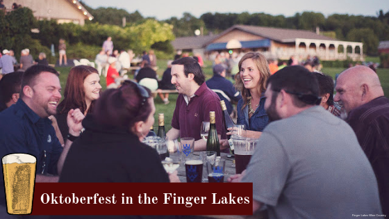 Oktoberfest in the Finger Lakes