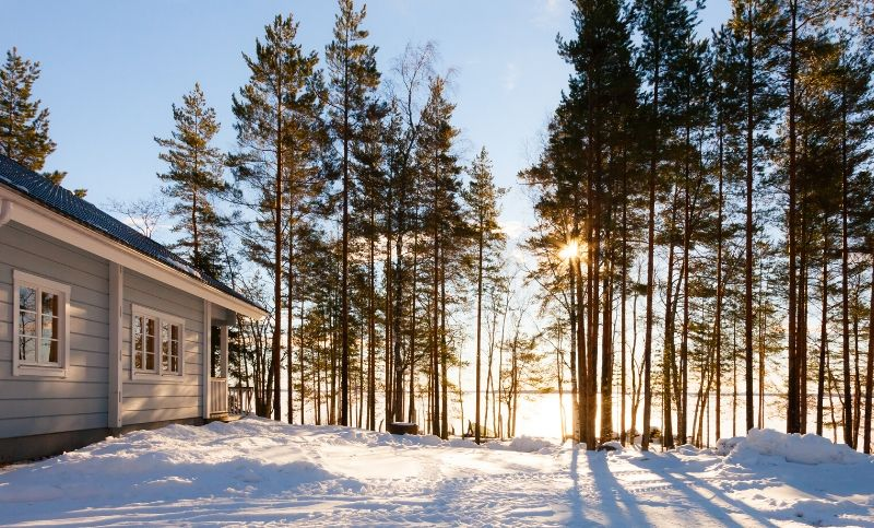 Protect Your Lake House This Winter