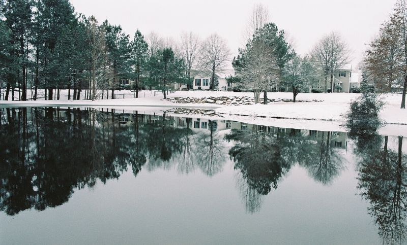 Why List Your Lakefront Home in Winter