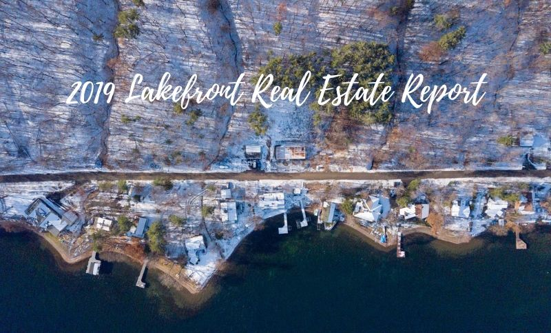 2019 Lakefront Real Estate Report