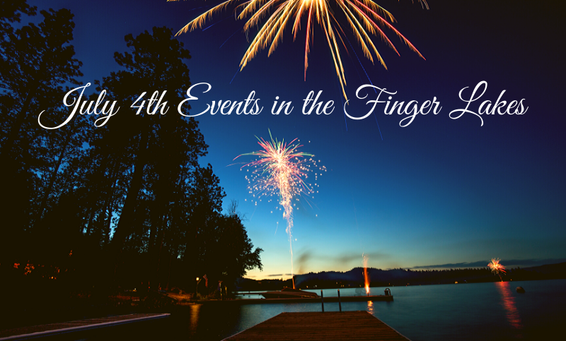4th of July Events in the Finger Lakes – 2020