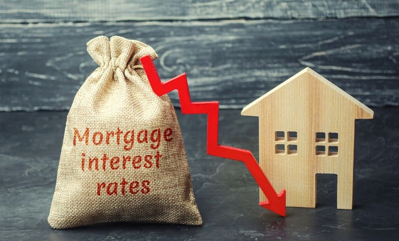 mortgage interest rates to consider when financing your lake house