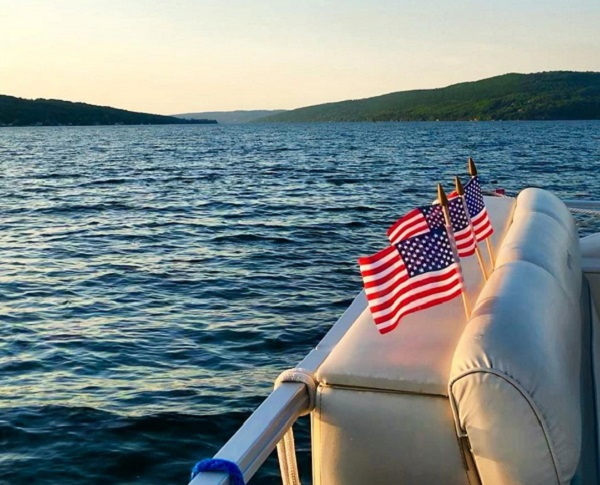 Best Ways to Celebrate Memorial Day From Your (Vacation) Home