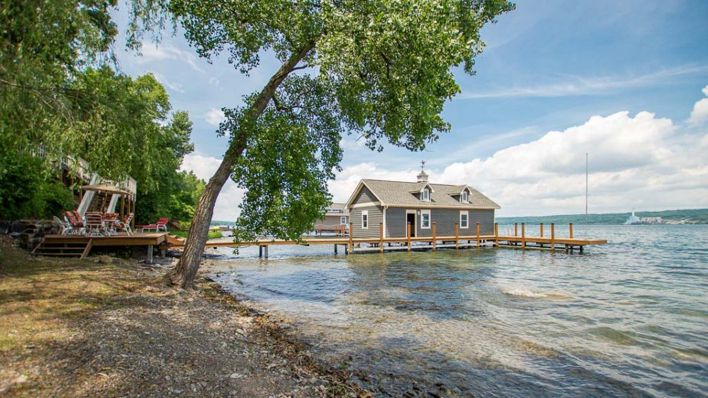 real estate trends in the Finger Lakes NY