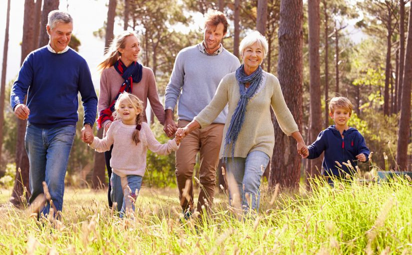 Here Are the Best Multigenerational Family Mountain Vacation Ideas