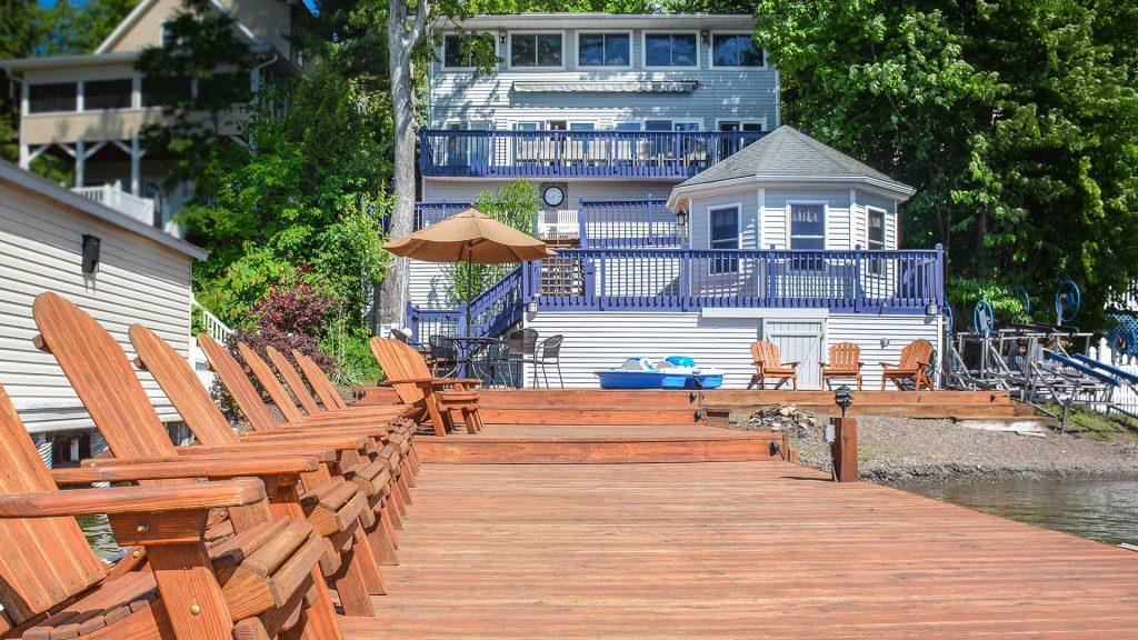 finger lakes vacation rental